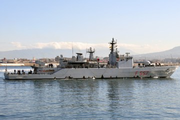 corvette della marina militare