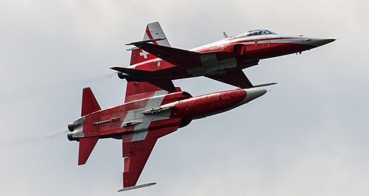 cielo aperto 2014 patrouille suisse