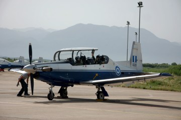 base aerea di kalamata hellenic air force