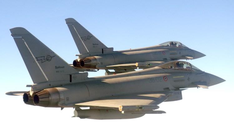 eurofighter 36° stormo