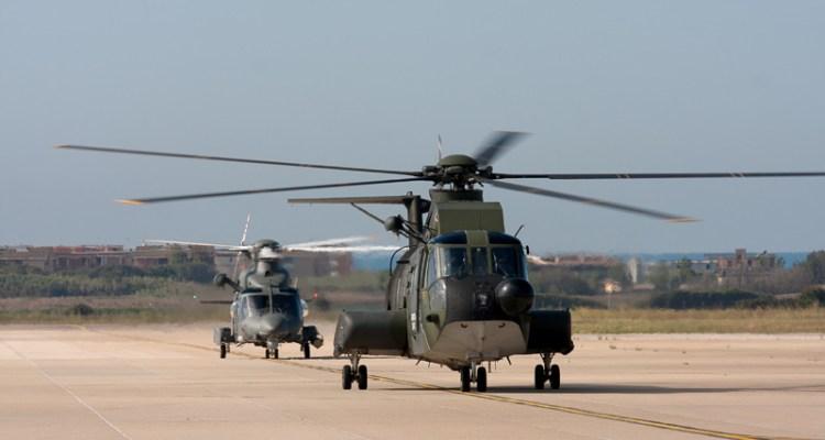 farewell HH-3F pelican aeronautica militare