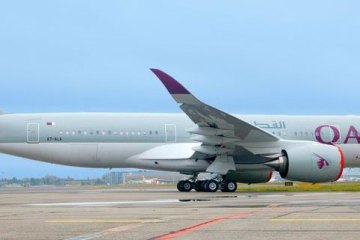 airbus a350 xwb qatar airways