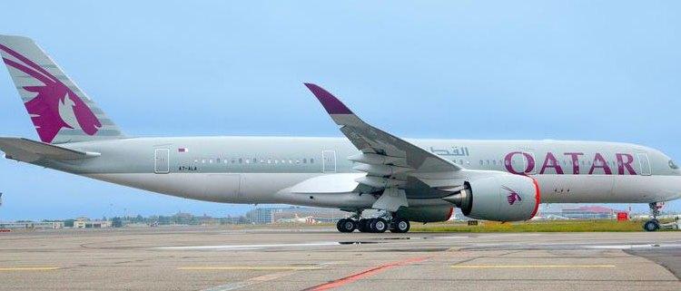 airbus a350 xwb qatar airways