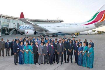 srilankan airlines airbus