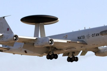 E-3 Awacs NATO NAEW Force
