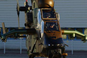 tiger HAD Aviation légère de l'armée de Terre