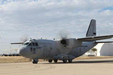HC-27J Spartan US Coast Guard