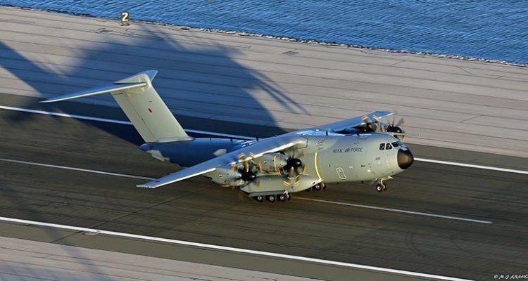 Airbus A400M Atlas RAF
