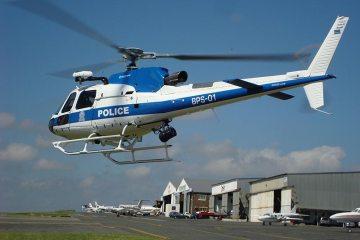 airbus helicopters as350 b3e per la polizia del botswana