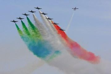 Frecce Tricolori Calendario 2020.Una Tappa Del Giro D Italia 2020 Partira Dalla Base Aerea Di