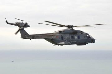 Elicotteri marina militare operazione mare nostrum