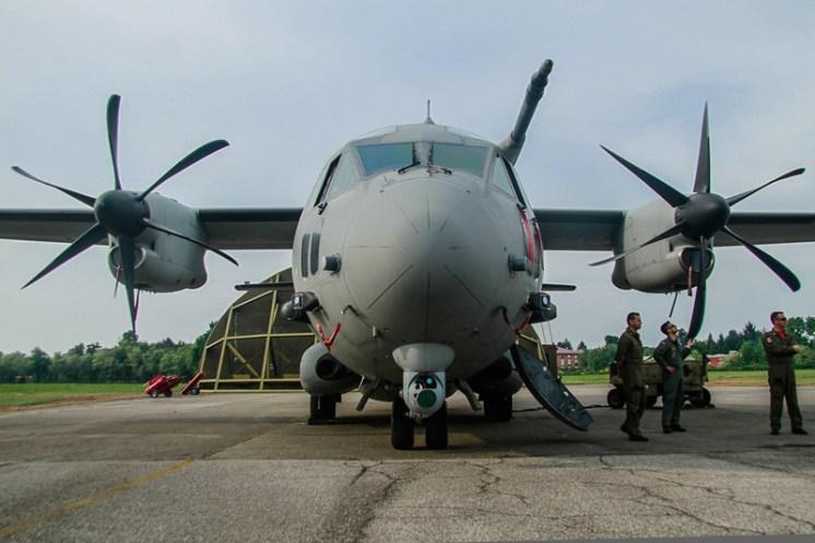 Alenia MC-27J Pretorian