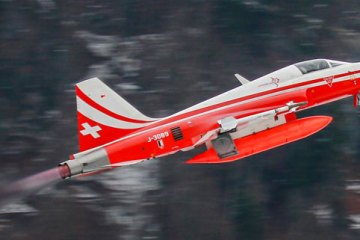 F-5E Tiger II Swiss Air Force