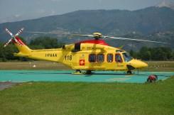 elicottero pegaso 118 della toscana