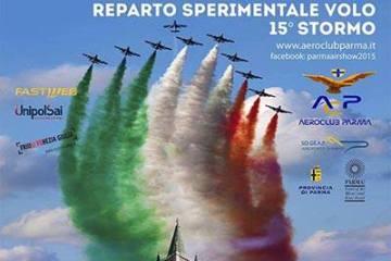 air show parma 2015