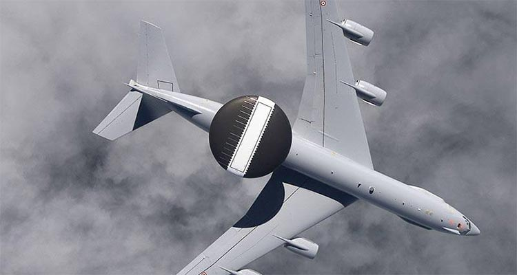 E-3 French Airborne Warning and Control System