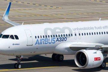 prmo volo airbus A320 leap-1a