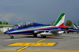 MB-339PAN Frecce Tricolori
