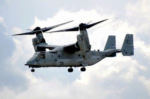 CV-22 Osprey USMC