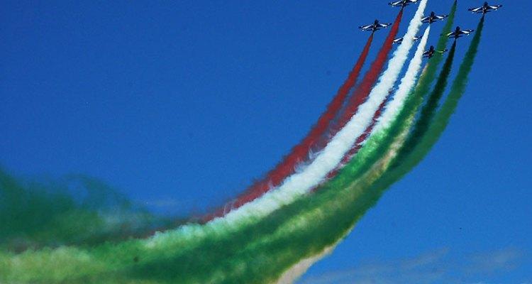 55 anniversario delle frecce tricolori rivolto 2015