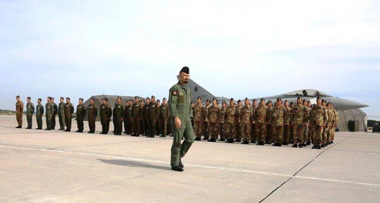 aeronautica militare operazione frontiera baltica