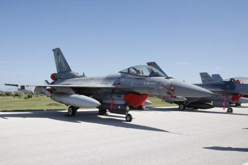 F-16C Hellenic Air Force