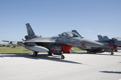 F-16C Hellenic Air Force