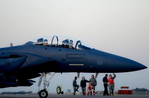 F-15E Strike Eagle ad Incirlik