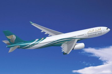 Airbus A330 300 Oman Air