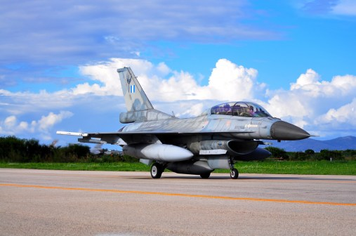 f-16 hellenic air force trident juncture 2015