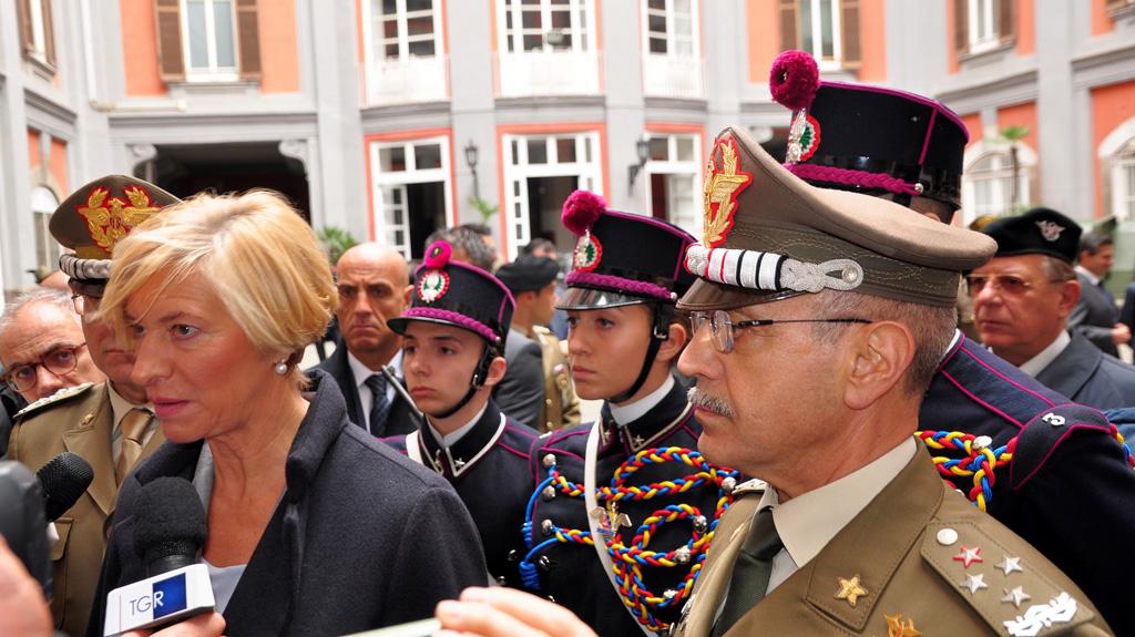 228° Anniversario Scuola Militare Nunziatella