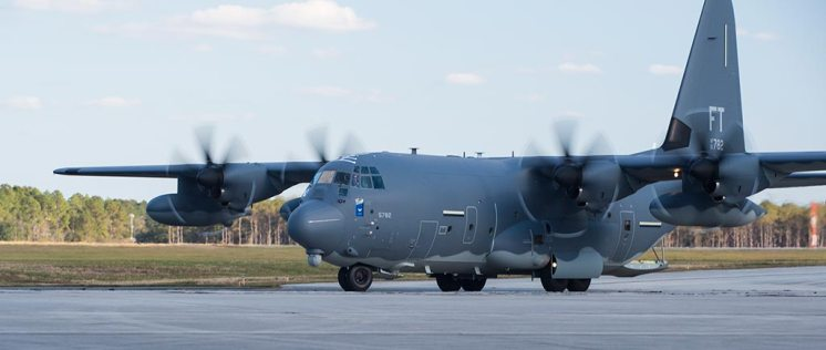 hc-130j combat talon personnel recovery aircraft