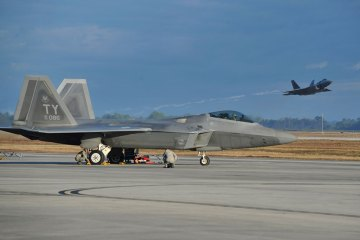 F-22 Raptor US Air Force