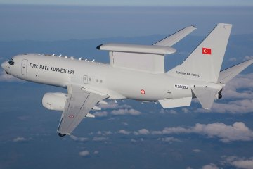 737 peace eagle aew&c turkish air force