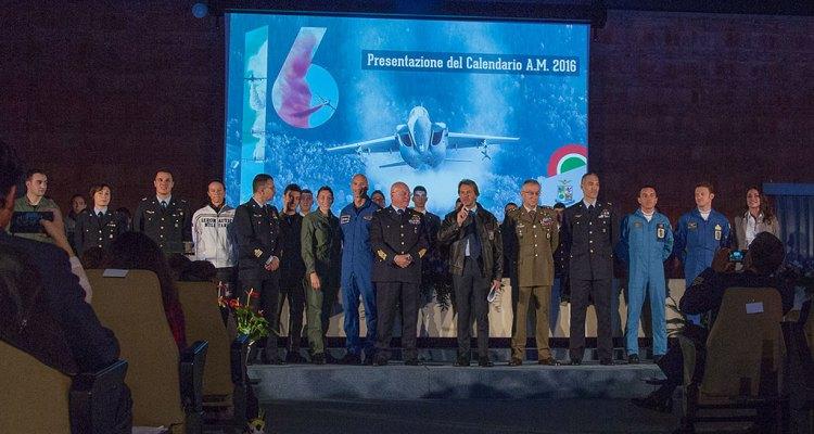 calendario 2016 aeronautica militare
