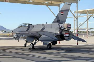 F-16 Fighting Falcon Iraqi Air Force