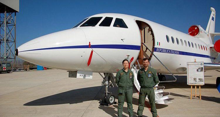 aeronautica militare ore di volo 2015 trasporti sanitari
