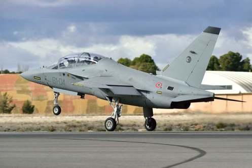 foto dei T-346A Aeronautica Militare