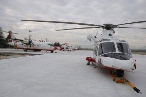 elicotteri della guardia costiera