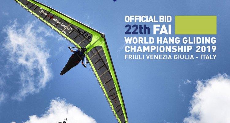 Mondiali deltaplano 2019 FVG