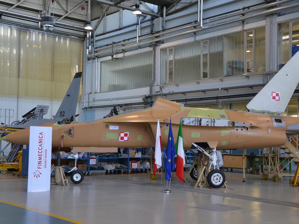 primo M-346 per la Polish Air Force