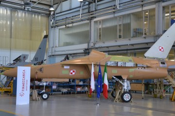 primo M-346 per la Polish Air Force
