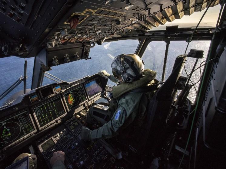 cockpit agustawestland HH-101A Caesar Aeronautica Militare