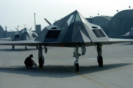 Nighthawk achieves 100 percent mission capable