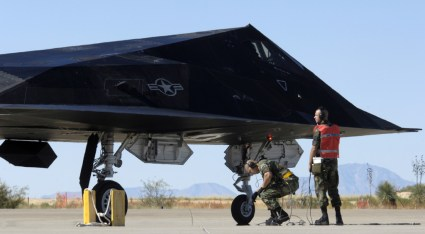 F-117 Stealth Celebration