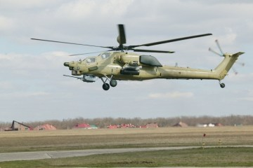 Mil Mi-28N Night Hunter