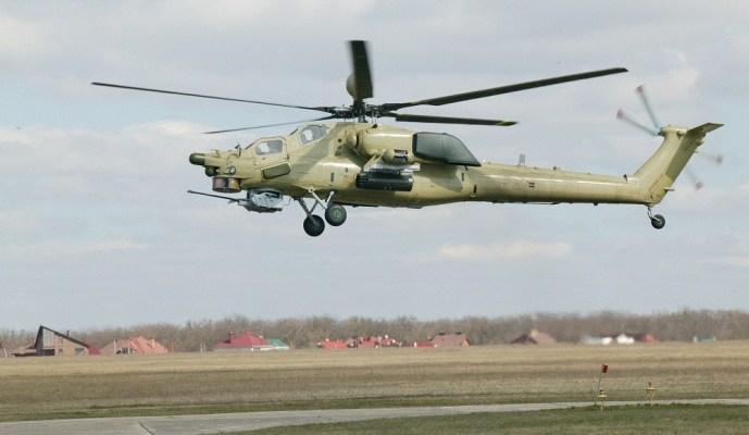 Mil Mi-28N Night Hunter