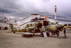 Mil MI-28 Night Hunter - Havoc