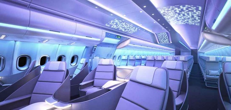 A330neo Airspace by Airbus Ambience