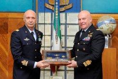generale pasquale preziosa capo di stato maggiore dell'aeronautica militare
